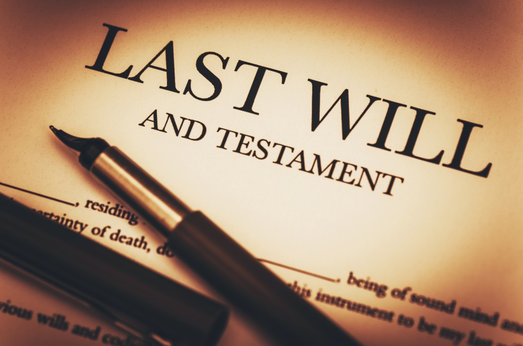 What Happens If a Beneficiary is also a Witness to a Will?